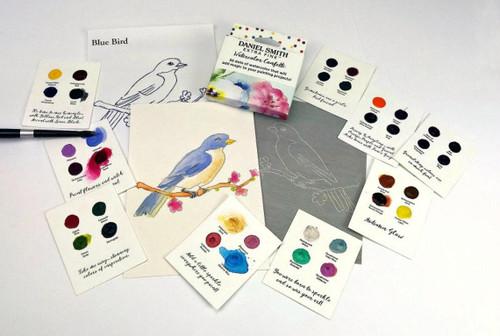 DANIEL SMITH Extra Fine Watercolor Confetti - Dot Cards