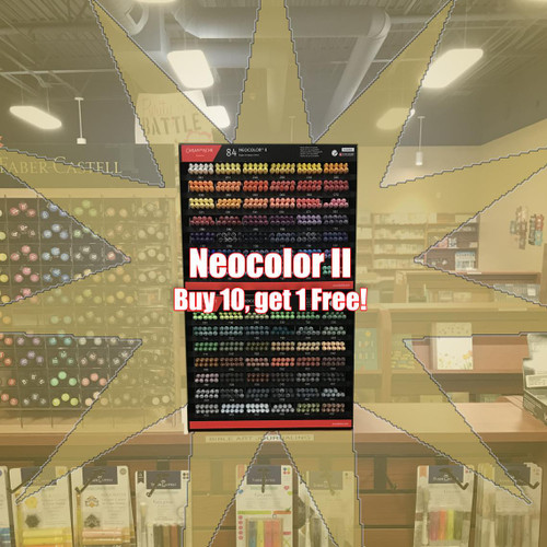 Neocolor II - Chinese Green - 9500.730
