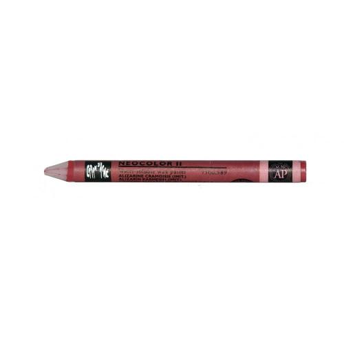 Neocolor II - Crimson Alizarin - 9500.589