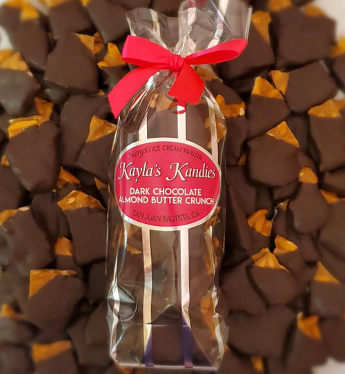 Dark Chocolate Almond Butter Crunch (Large)