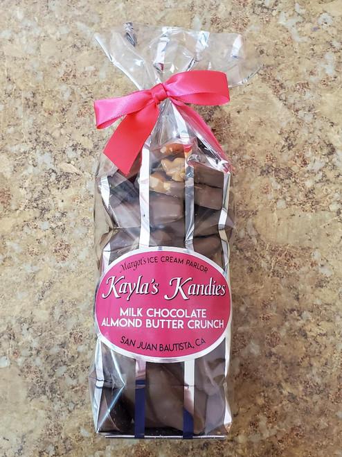 Milk Chocolate Almond Butter Crunch (Large)