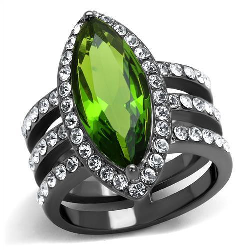 Women's marquise cut ring