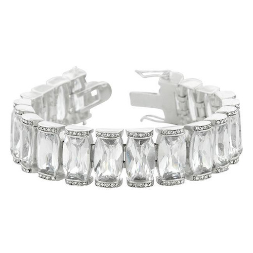 Women's Diamond Cubic Zirconia Bracelets