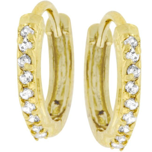 Women's Gold Hoop Earrings