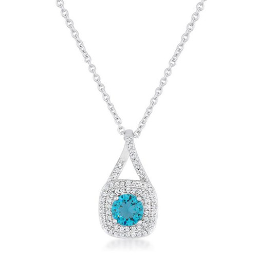 Cubic Zirconia Classic Necklace