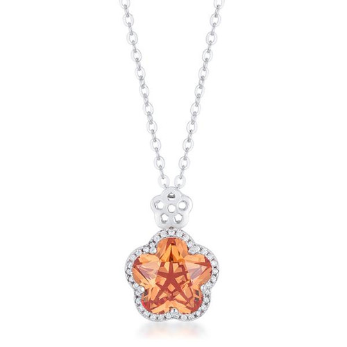 Women's cubic zirconia Necklaces