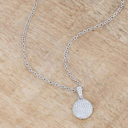 Women's CZ Stone Necklaces
