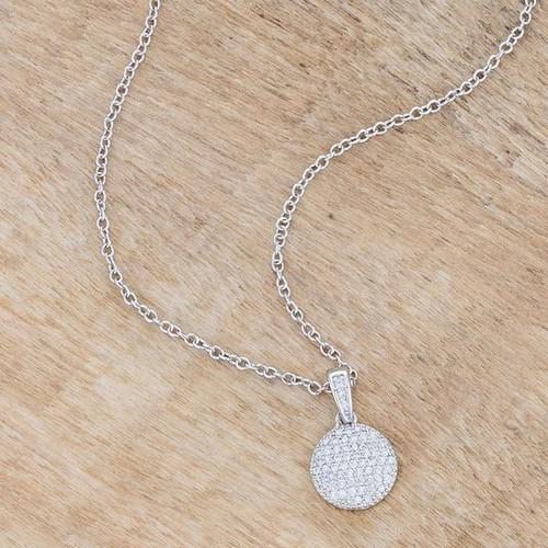 Women's CZ Stone Necklaces