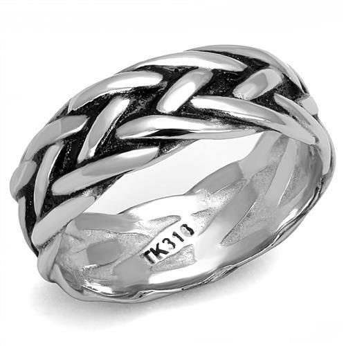 Men's Celtic style rings