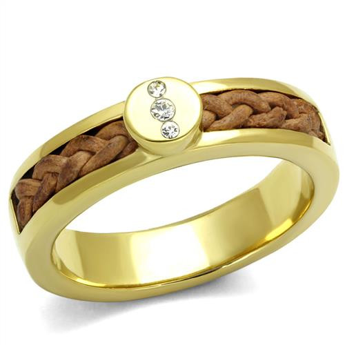 14k Plated Band Ring