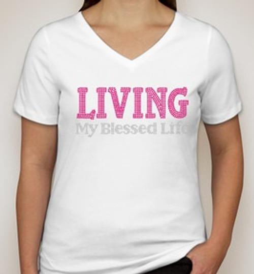 Women's Rhinestone Tee-Shirts