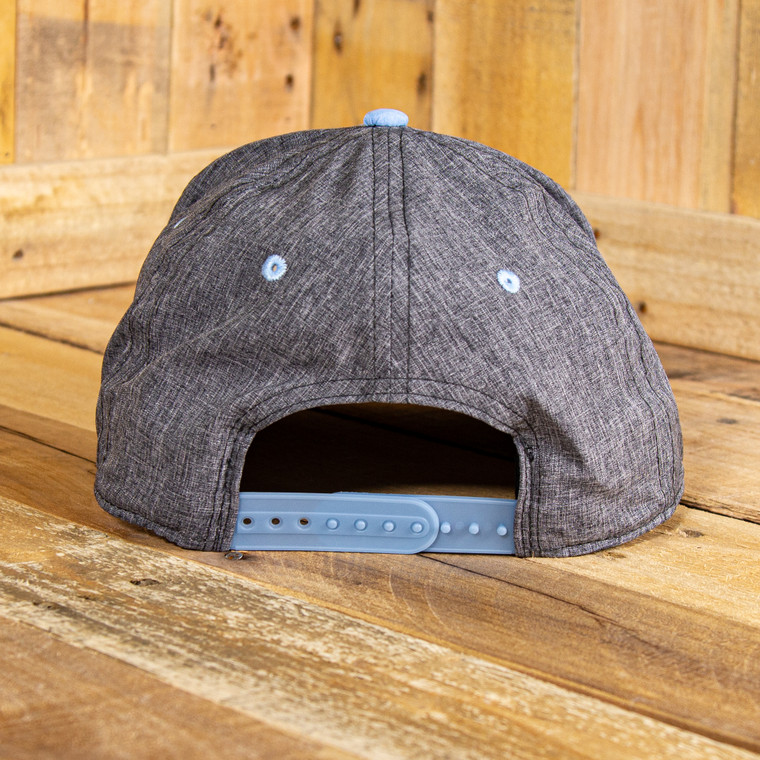 Blue PD Valkyrie TriTech Hat