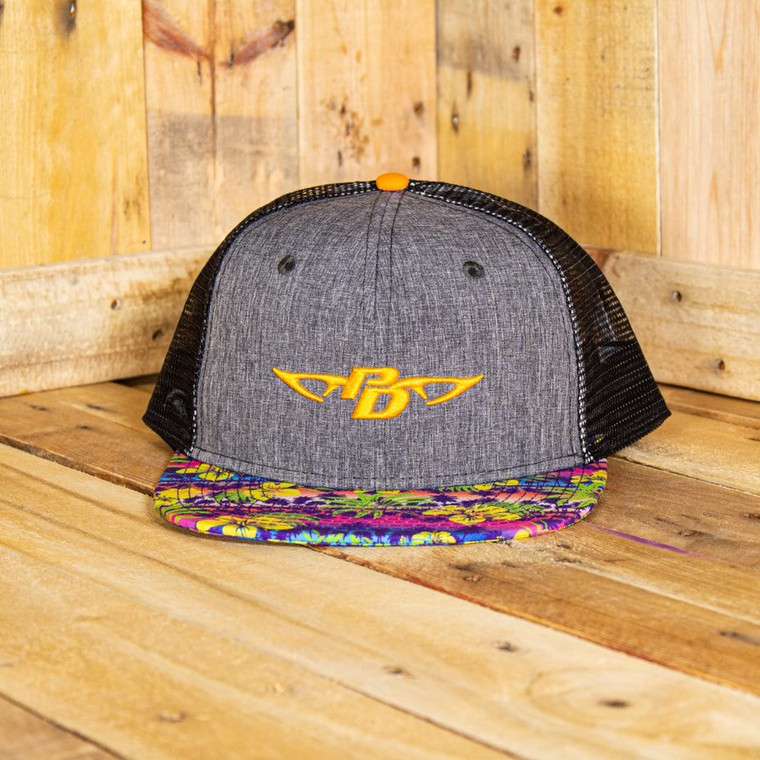 PD Hawaiian Trucker Hat