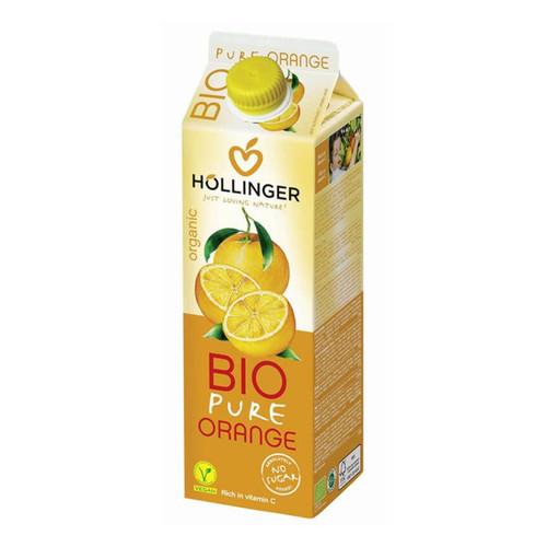 HOLLINGER ORGANIC ORANGE 1 LTR