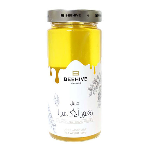 BEEHIVE ACACIA NATURAL HONEY 1000 GM
