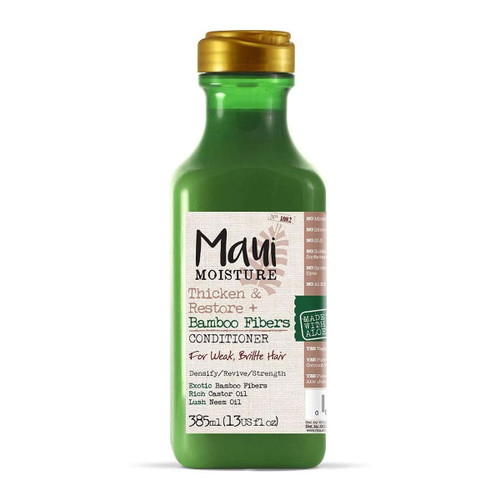 MAUI BAMBOO FIBERS CONDITIONER 385 ML