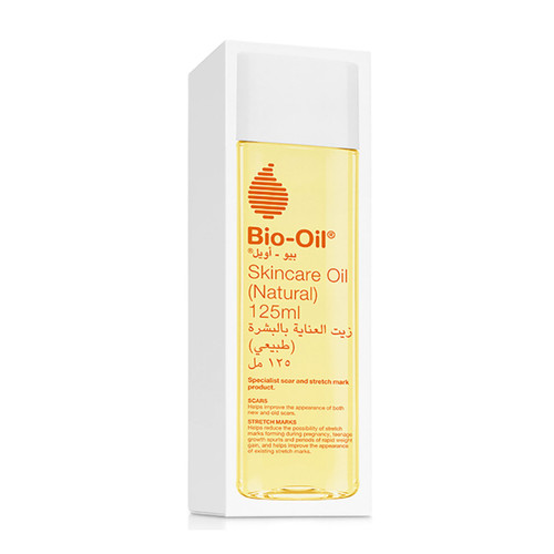BIO-OIL SKINCARE OIL NATURAL 125 ML