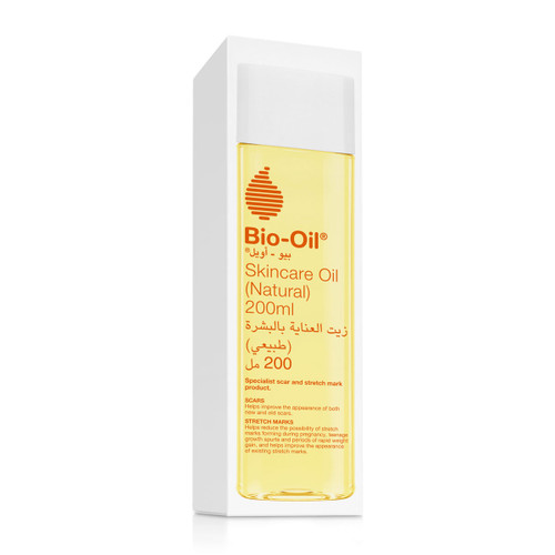 BIO-OIL SKINCARE OIL NATURAL 200 ML