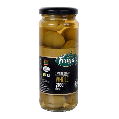 FRAGATA OLIVES GREEN QUEEN SIZE 935 GM