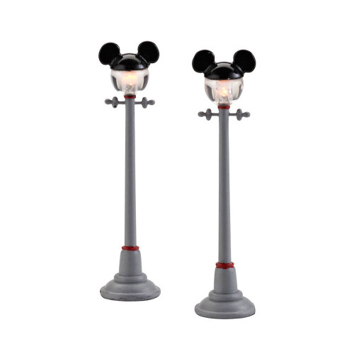 Mickey Street Lights