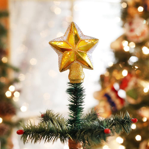 Small Star Tree Top