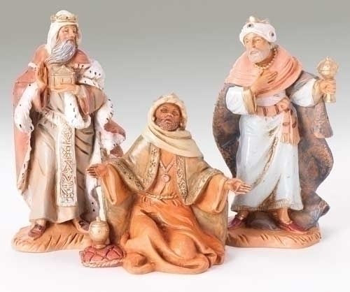 "5"" Three Kings Set"