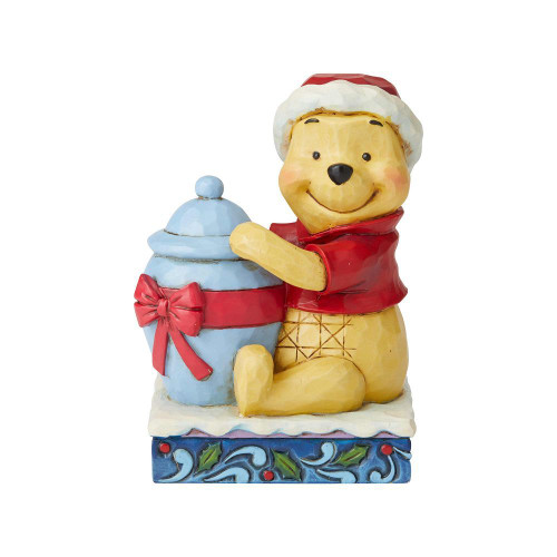 Pooh Christmas Personality