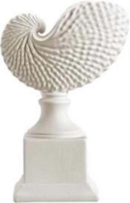 Paper Nautilus Candle Holder