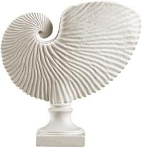 Paper Nautilus Vase