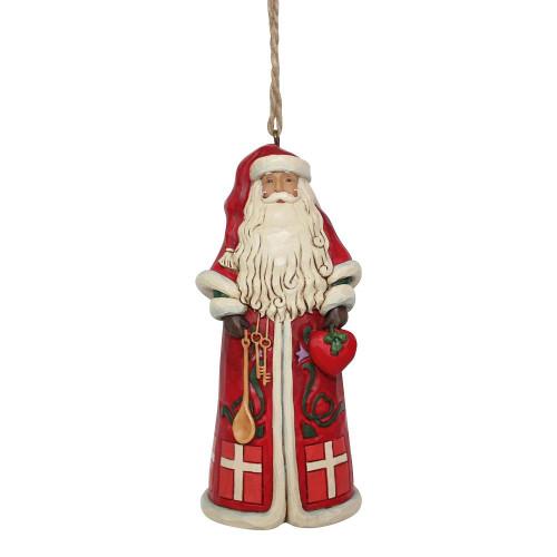 Danish Santa Ornament