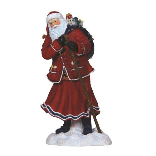 Ltd Ed Santa with Blue Bag of Toys