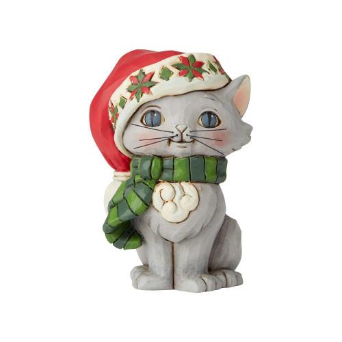 Mini Christmas Kitten