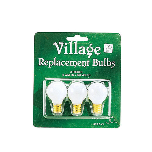 Replacement Round Lite Bulb