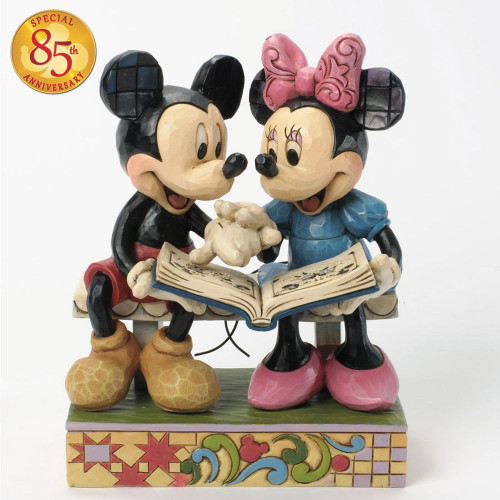 Mickey and Minnie 85th