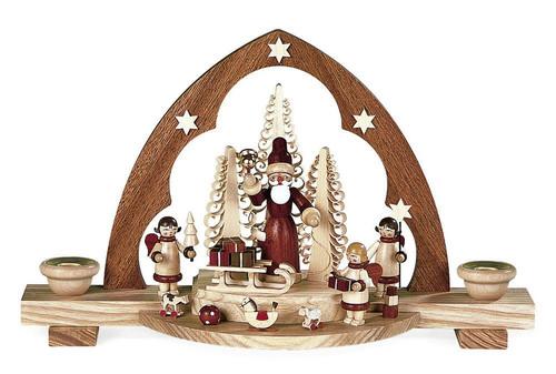 CDL Arch Santa