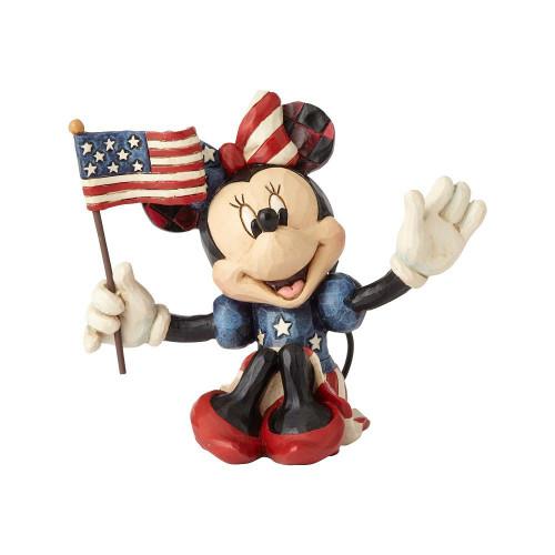Mini Patriotic Minnie Mouse