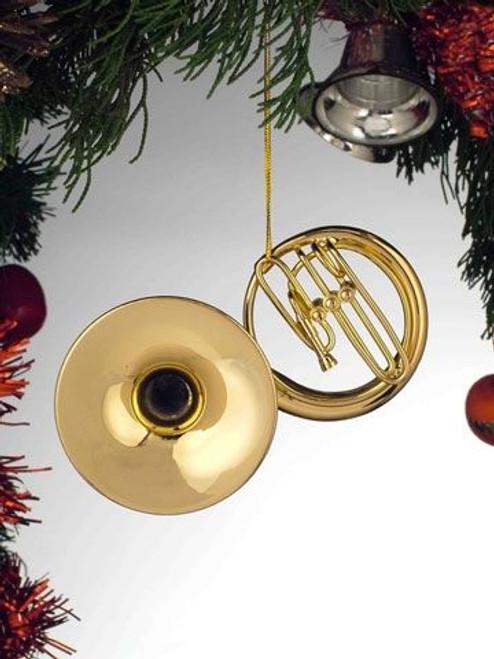 Gold Sousaphone