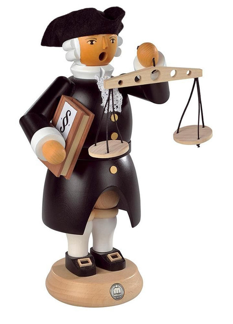 Colonial Judge-Smoker