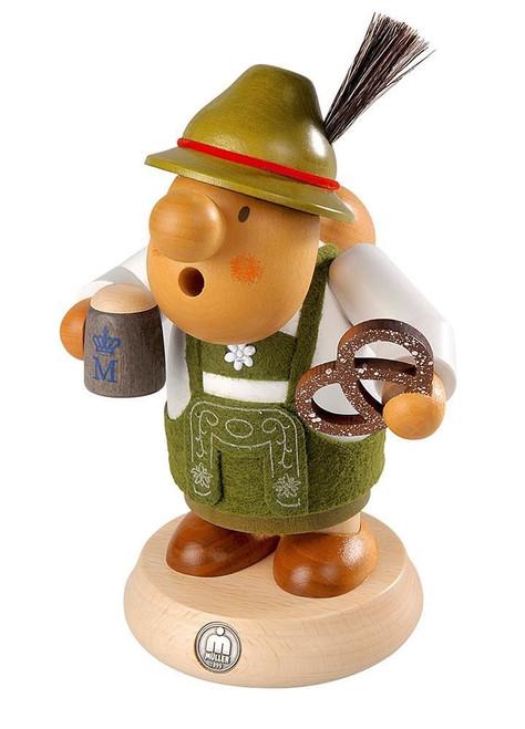 Bavarian Wearing Livery