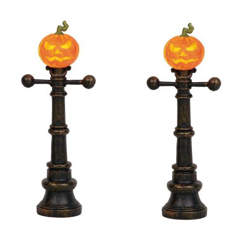 Halloween Street Lamps