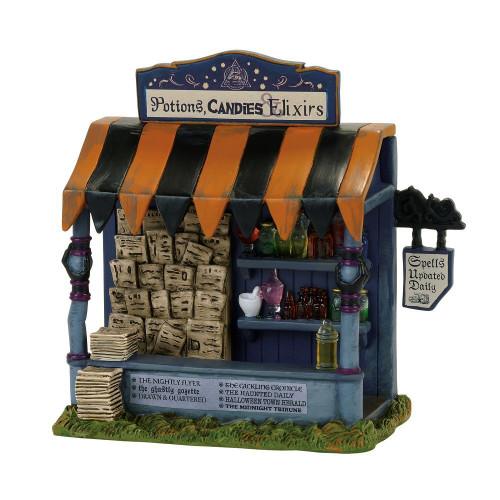 Spells & Potions Kiosk