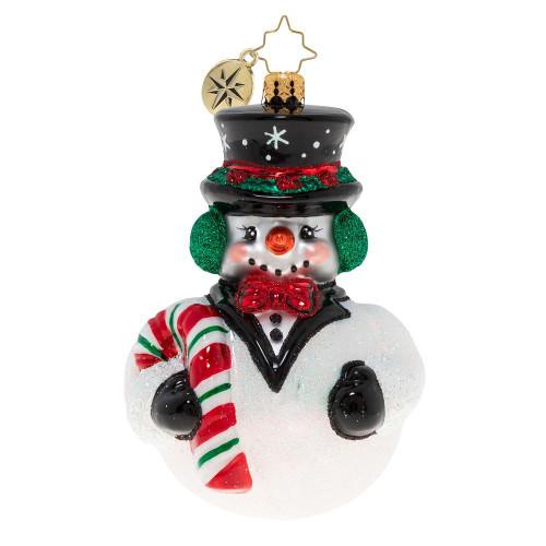 Black-Tie Frosty