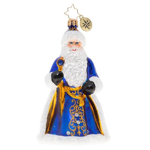 Looking Royal In Blue