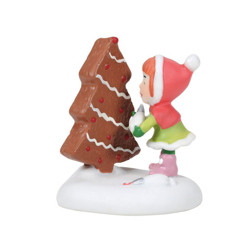 Ginger's Gingerbread Cookie