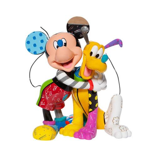 "Mickey & Pluto 8"" Figurine"