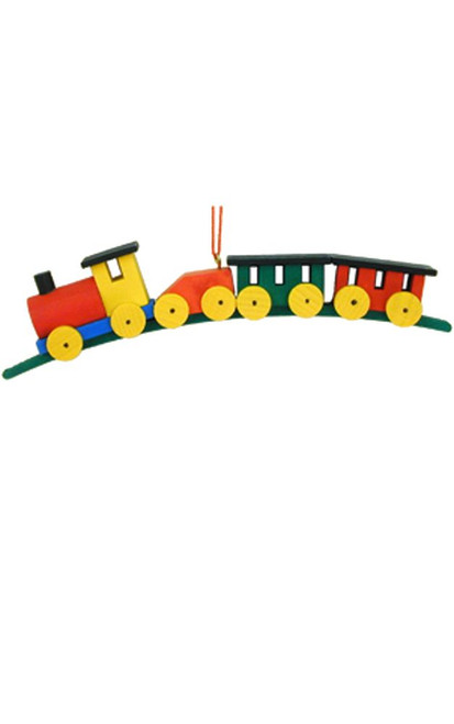 "Train 5.25"" Ornament"
