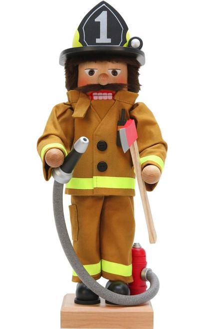 Christian Ulbricht Fireman