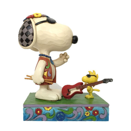 Snoopy With Woodstock Concert