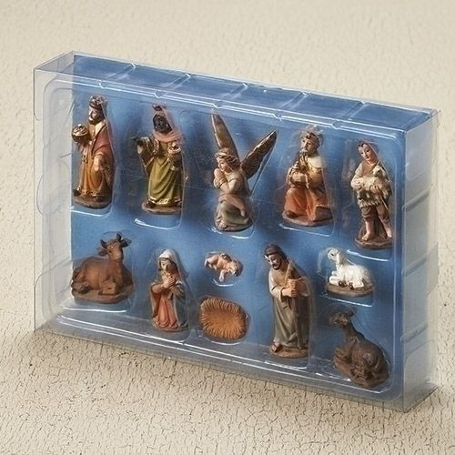 "2"" 12 Piece Set Nativity"