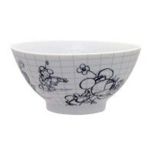 Sketchbook Minnie Soup Bowl